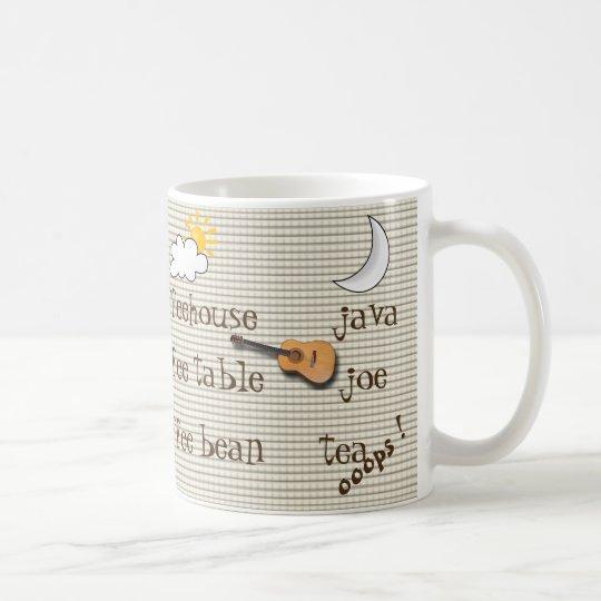 Koffie wat anders koffiemok