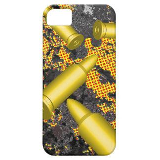 Kogels die op textuur vallen iPhone 5 hoesje