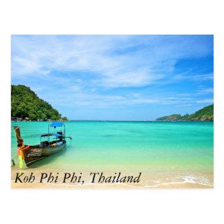 Koh Phi Phi, Thailand Briefkaart