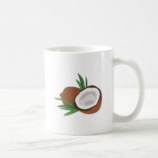 Kokosnoot Koffiemok