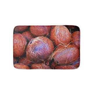 Kokosnoten in Shell Badmat