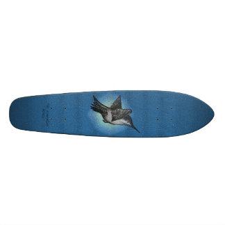 Kolibrie - copybhu van het logodek 18,7 cm mini skateboard deck