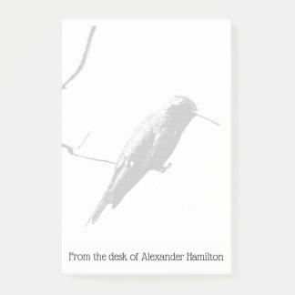Kolibrie Post-it® Notes