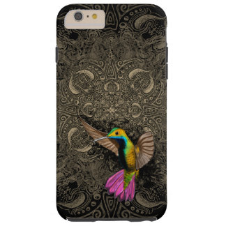 Kolibrie tijdens de vlucht tough iPhone 6 plus hoesje