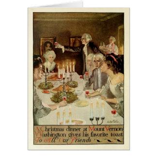 Koloniaal Vakantie door Walter Tittle Briefkaarten 0