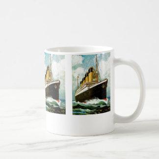 Kolossaal RMS Koffiemok