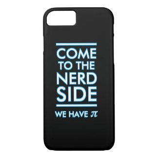Kom aan de Kant Nerd wij Hoesje van iPhone van Pi