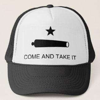 Kom en neem het trucker pet