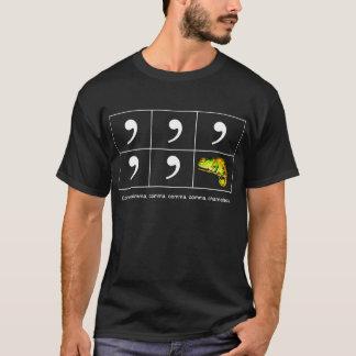 Komma, Kameleon T Shirt