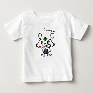 Konijn met Kwade Glimlach Baby T Shirts