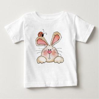 Konijntje & Insect - de T-shirt van het Baby