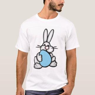Konijntje met het Blauwe Ei van het Baby T Shirt