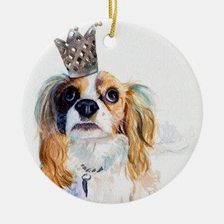 Koning Charles Springer Spaniel Ornament