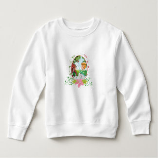 Koning en Koningin Toddler Fleece Sweatshirt