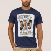 Koning petanque t shirt