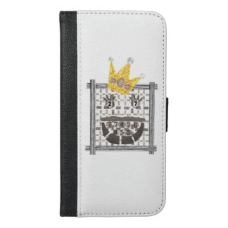 Koning Sudoku IPhone 6/6s plus het Hoesje van de