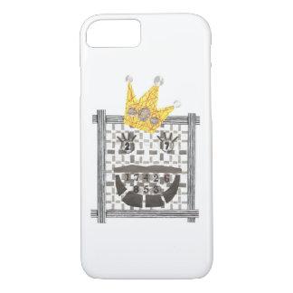 Koning Sudoku IPhone 7 Hoesje