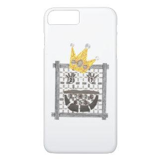 Koning Sudoku IPhone 7 plus Hoesje