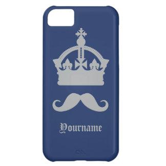 Koning van de douanehoesjes van Snorren iPhone 5C Hoesje