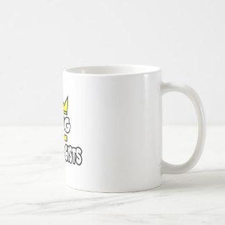 Koning van de Radiologen Koffiemok