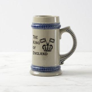Koning van de Stenen bierkroes van het Bier van Bierpul