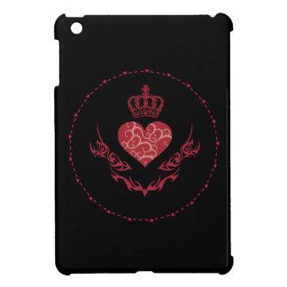 Koning van hart iPad mini cover