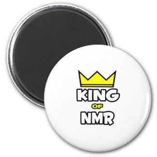Koning van NMR Koelkast Magneet