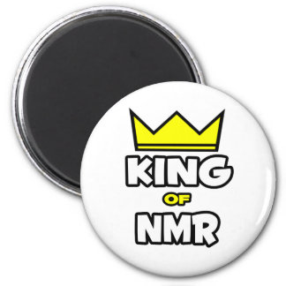 Koning van NMR Koelkast Magneten