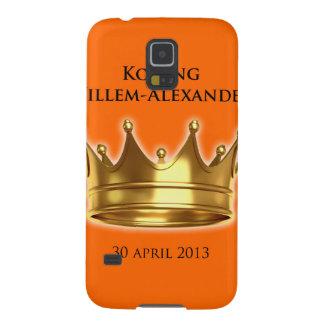 Koning Willem-Alexander Galaxy S5 Beschermhoezen