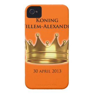 Koning Willem-Alexander iPhone 4 Covers