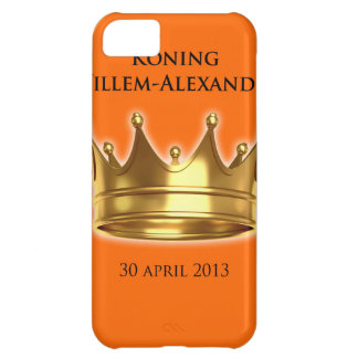 Koning Willem-Alexander iPhone 5C Cover