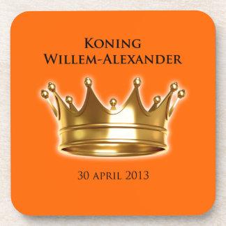 Koning Willem-Alexander Onderzetter