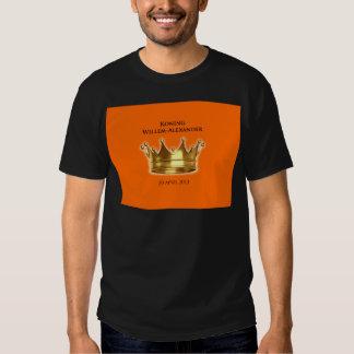 Koning Willem-Alexander Tshirt
