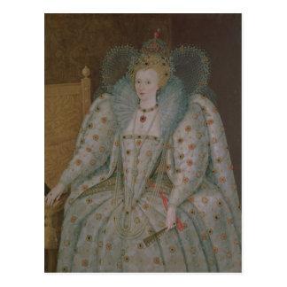 Koningin Elizabeth I van Engeland en Ierland Briefkaart