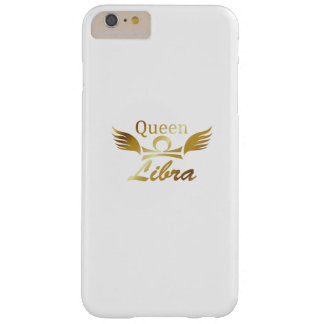 Koningin Libra Zodiac Sign Birthday GIF Barely There iPhone 6 Plus Hoesje
