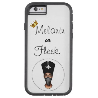 Koningin Melanin op Fleek Tough Xtreme iPhone 6 Hoesje