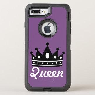 Koningin, Paars Hoesje Otterbox
