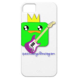 Koningin Sausage Duck Iphone Case