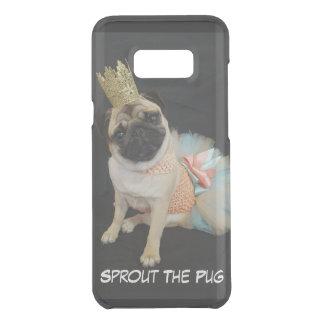 Koningin Sprout op Uw Telefoon Get Uncommon Samsung Galaxy S8 Plus Case