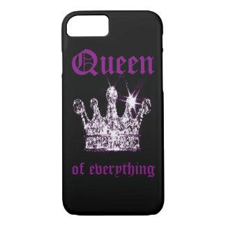 Koningin van alles iPhone 7, het Hoesje van Apple
