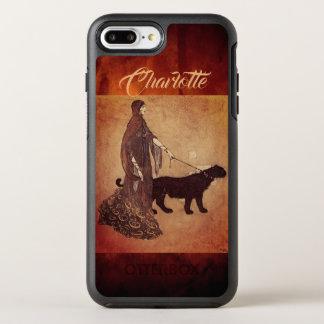 Koningin van de Ebbehouten Eilanden Edmund Dulac OtterBox Symmetry iPhone 8 Plus / 7 Plus Hoesje