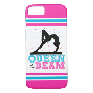 Koningin van de Gymnastiek van de Straal door iPhone 7 Hoesje