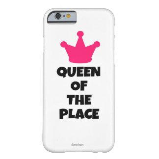 koningin van de plaats barely there iPhone 6 hoesje