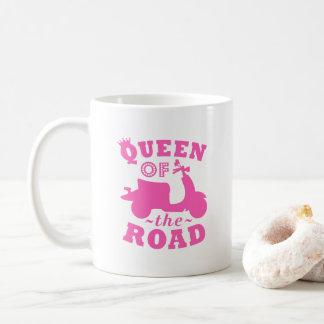 Koningin van de Weg Koffiemok