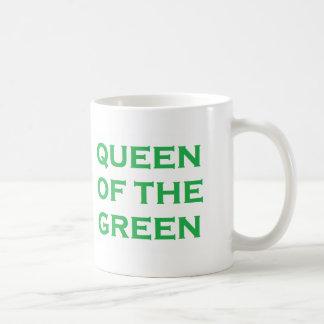 Koningin van Green Koffiemok