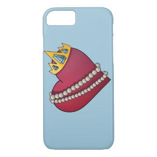 Koningin van Harten iPhone 7 Hoesje