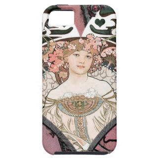 Koningin van Harten Tough iPhone 5 Hoesje