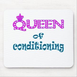 Koningin van het Conditioneren Muismat