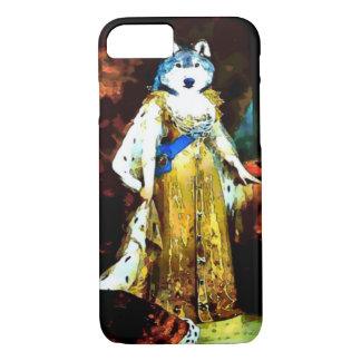 Koningin van het Hoesje van iPhone van de Kaart