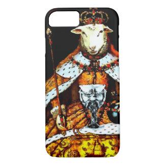 Koningin van iPhone 7 van de Kaart van het Tarot iPhone 7 Hoesje